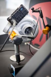 Turbo test elektrisk